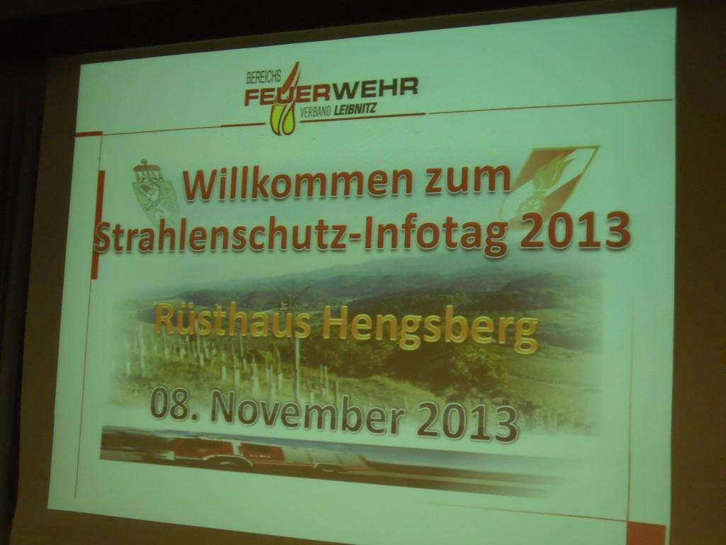 Strahlenschutzinfotag2013